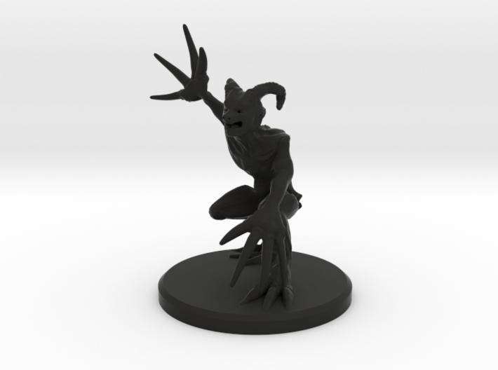 Demon Howler 3d printed