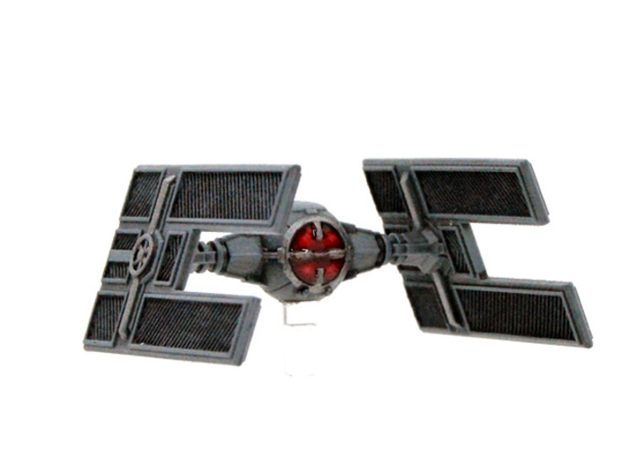 TIE/D Automated Fighter 1/270 3d printed