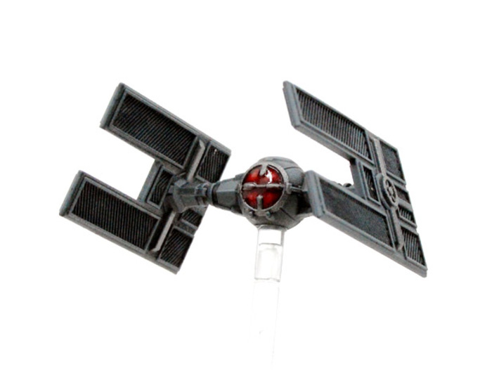 TIE/D Automated Fighter 3-pack 3d printed