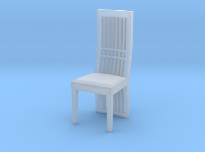 Dining Chair Scaled 3d printed