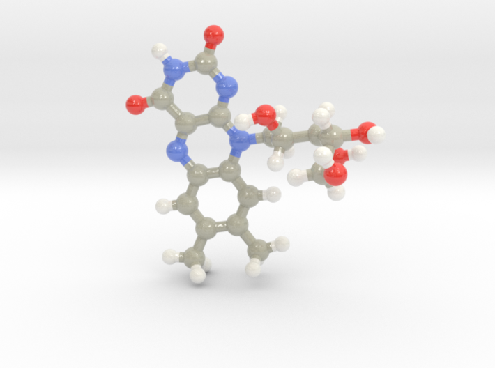 Riboflavin 3d printed