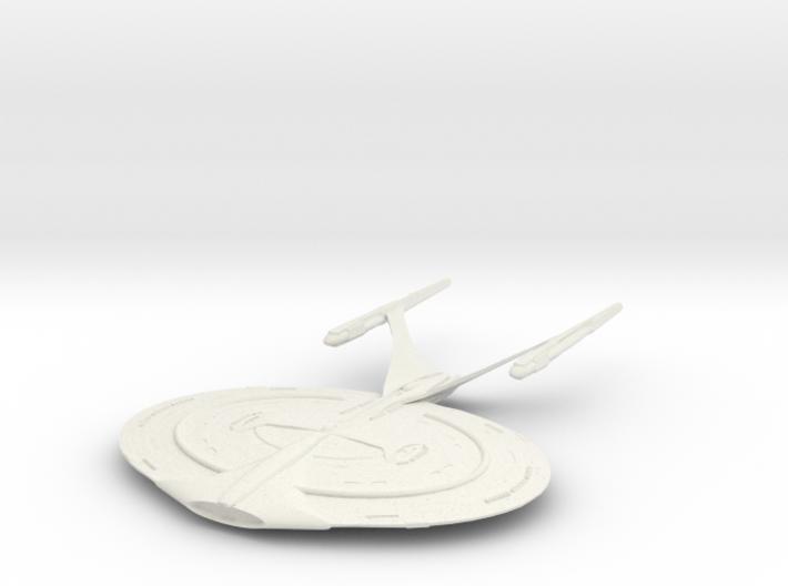 Enterprise J 3d printed
