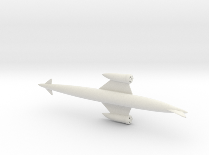 1/700 SKYLON UK SSTO SPACE PLANE 3d printed