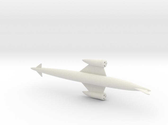1/700 SKYLON UK SSTO SPACE PLANE 3d printed