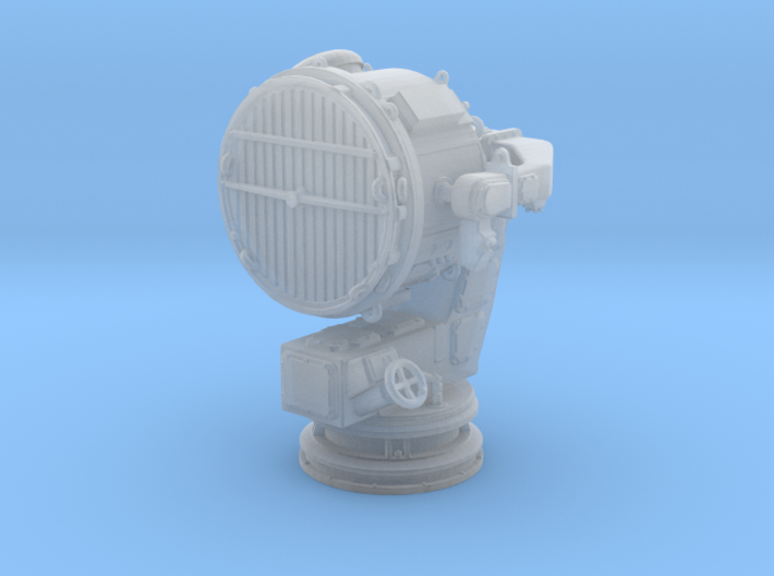 1/100 DKM 160cm Searchlight 3d printed