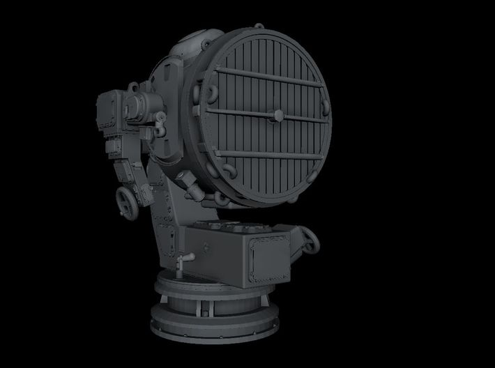 1/100 DKM 160cm Searchlight x3 3d printed
