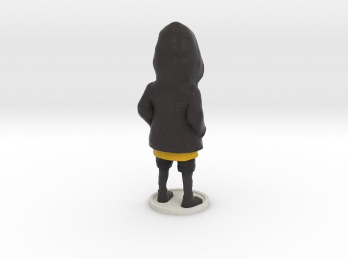 F1_hoodie 3d printed