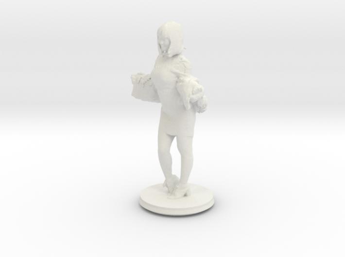 Printle C Femme 323 - 1/24 3d printed