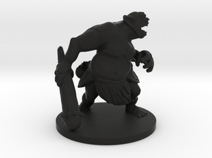 D&D_Min_Ogre 3d printed