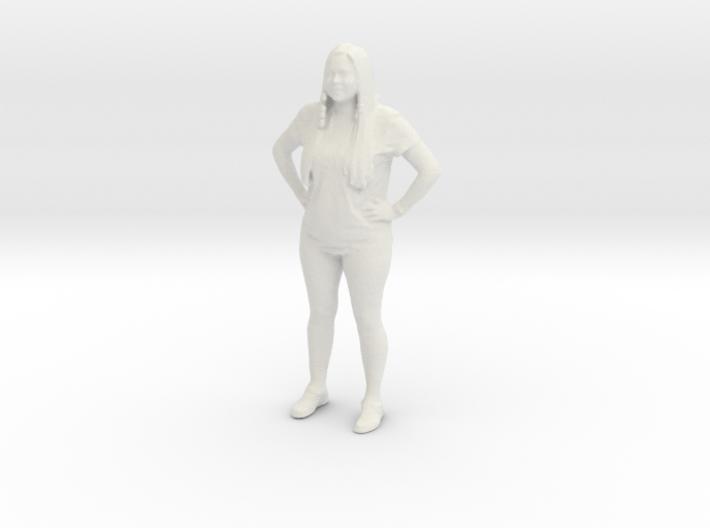 Printle C Femme 043 - 1/32 - wob 3d printed