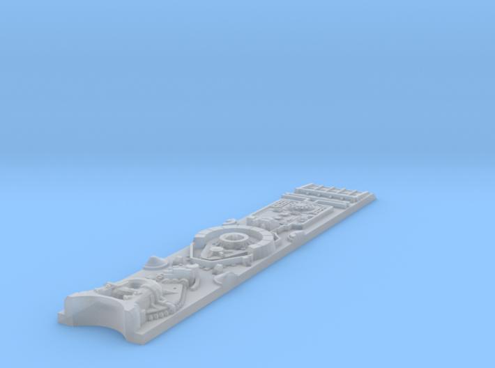 WING-X MPC ROBOT STRIP 3d printed