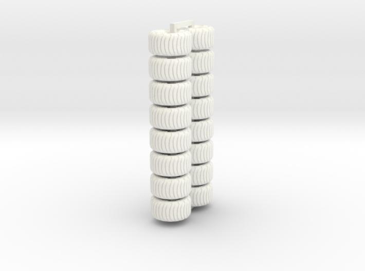 1-64 Tire Galaxy 850-50-32 Set1 3d printed