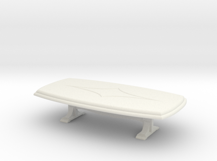 Dining Table. 1:48 3d printed