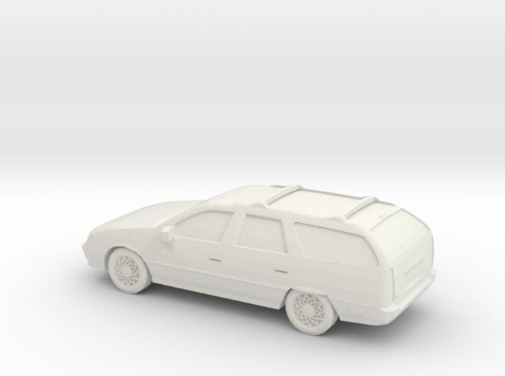 1-87 1990 Ford Taurus Wagon 3d printed