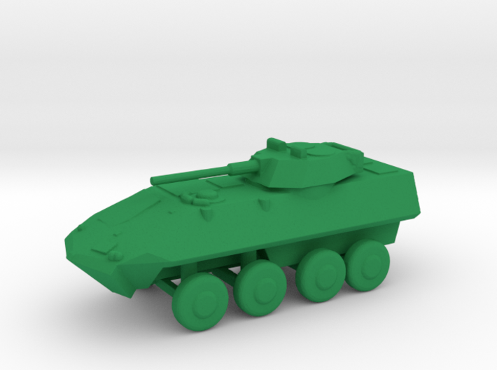 1/200 Scale LAV25 3d printed