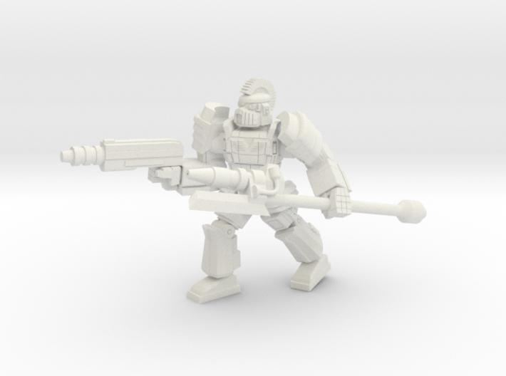 Gargoyle pose 3 3d printed