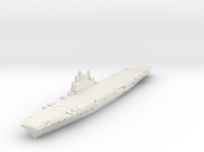Illustrious class 1/1800 3d printed