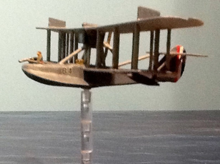 Curtiss HS-1L 3d printed Photo and paint job courtesy DarrylH @ wingsofwar.org