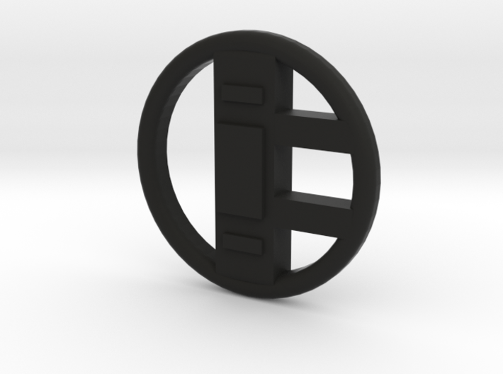 Volvo Truck/Volvo 240 Steering Wheel For LEGO 3d printed
