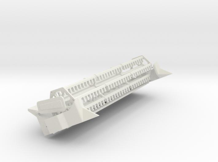 L/M 20 ft flex head 3d printed