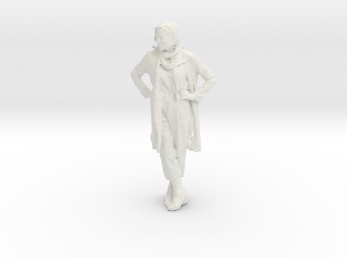 Printle C Femme 011 - 1/35 - wob 3d printed