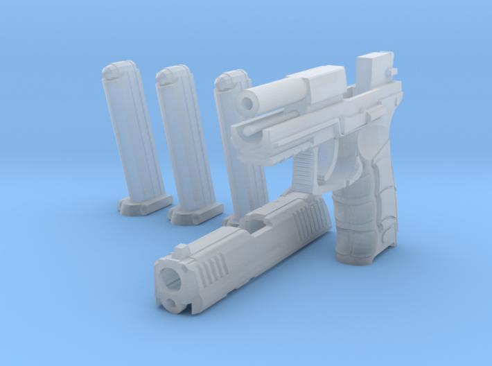 1:6 P30 Standard kit 3d printed