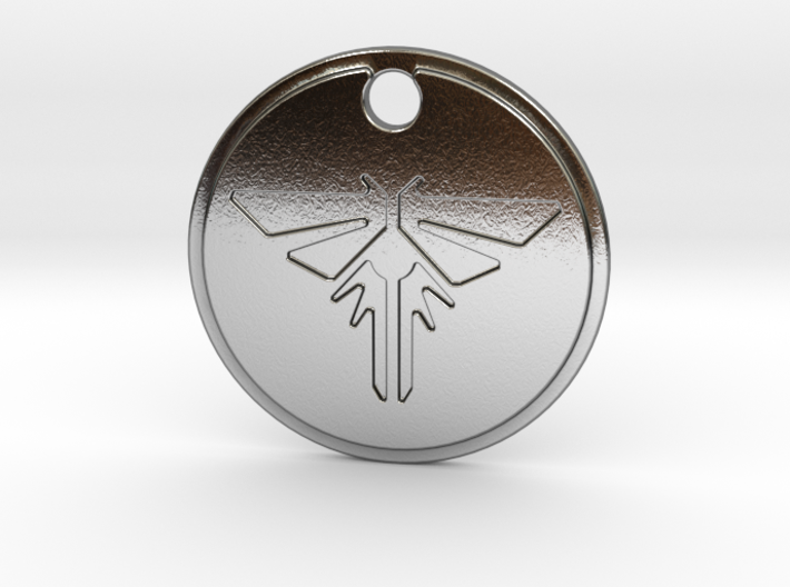 Firefly Pendant S (The Last of Us) 3d printed