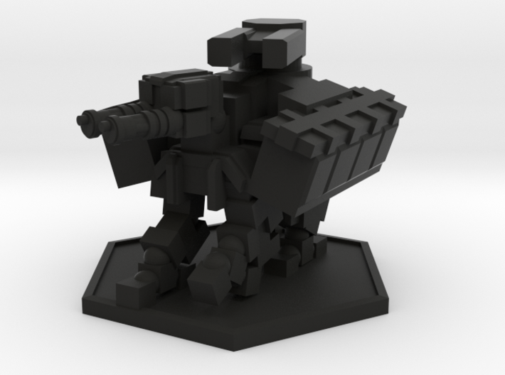 Colour Imperial Rhino IFV Walker (Hex) 3d printed