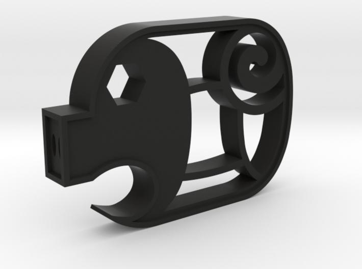 Piggy Cuts V2 - Hollow Nostrils FULL SIZE 3d printed