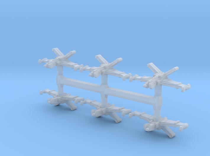 Armada ARCwing 3d printed