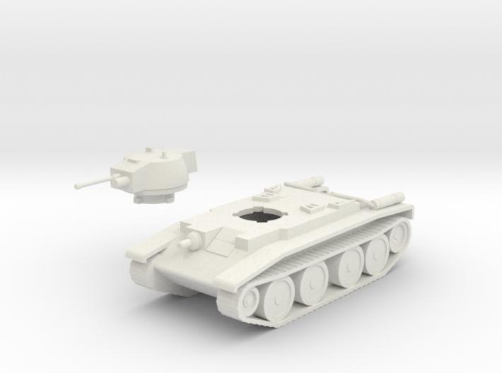 Polish 10TP tank 3d printed