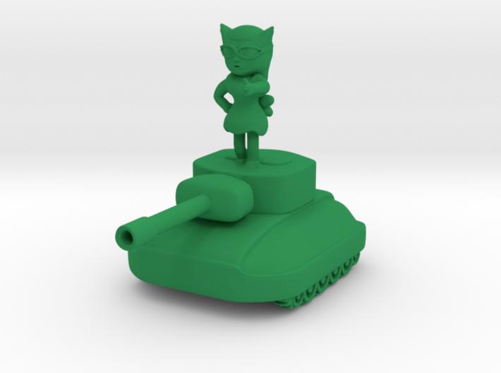 Fiura The Tank Girl Figurine #1 3d printed
