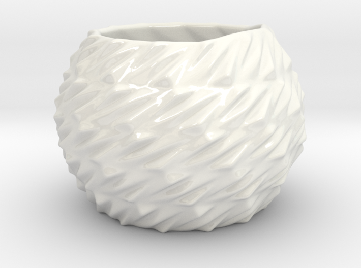 Indoor planter 3d printed