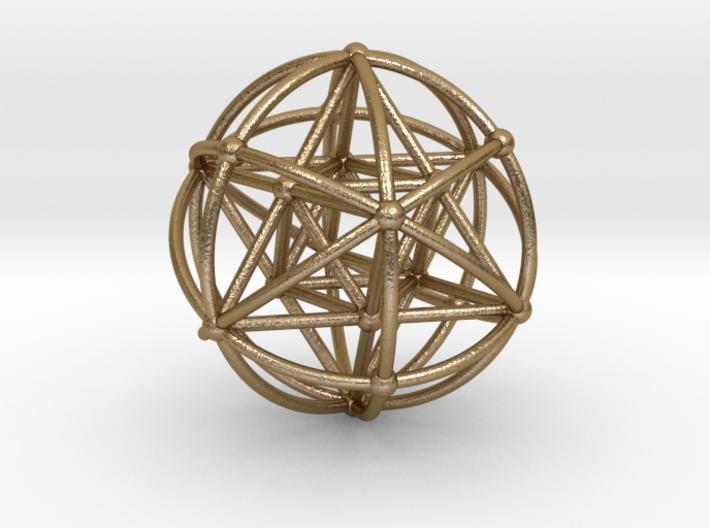 Merkaba  Sphere 3d printed