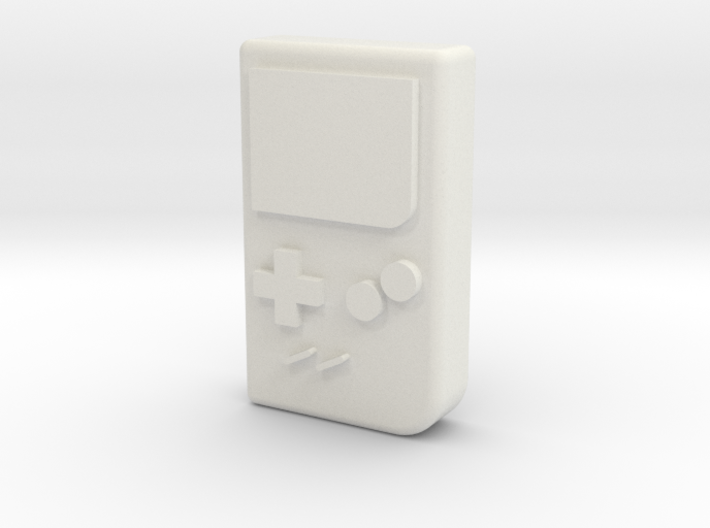 """1/10 SCALE """"GAME BOY"""" 3d printed"""
