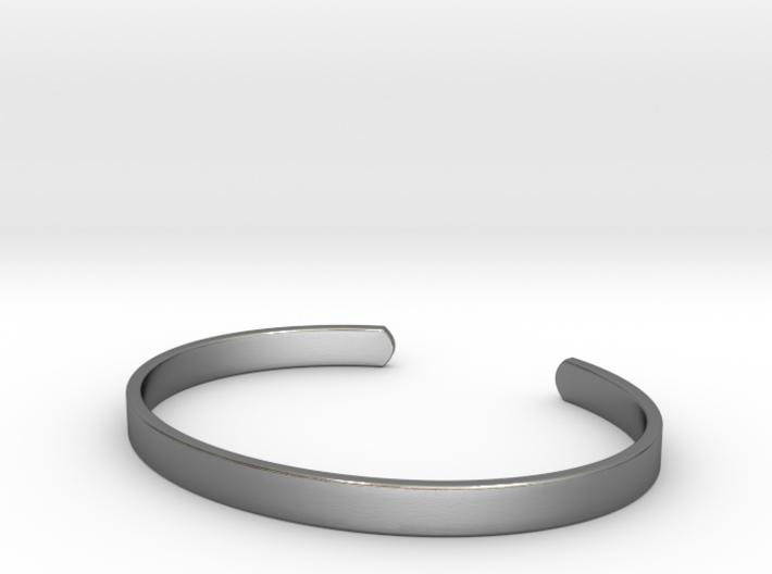 Cuff Bracelet 3d printed