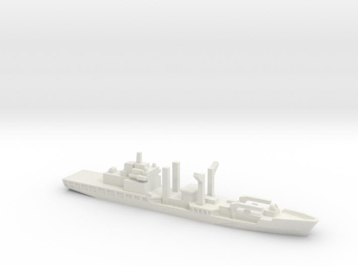Cheonji-class AOR (AOR-57), 1/1800 3d printed