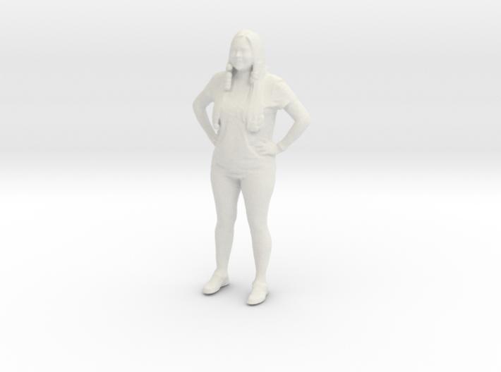 Printle Femme C 043 - 1/56 - wob 3d printed