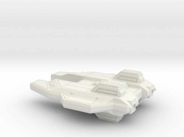 Zingara Arrano cruiser 3d printed