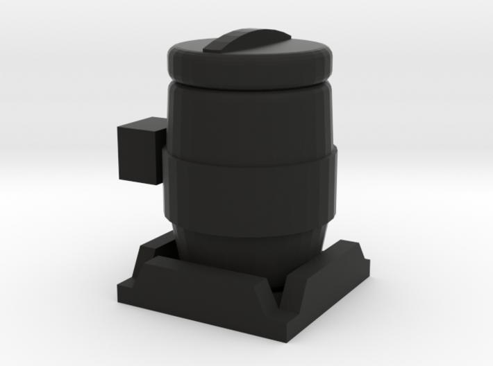 1/64 Inoculant Tank 3d printed