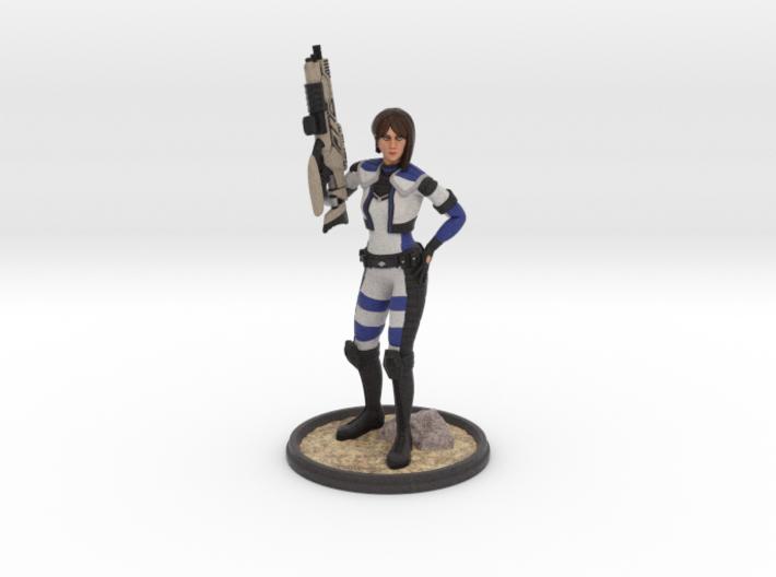 Sora Statue 3d printed