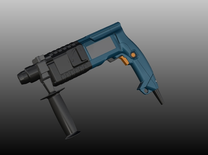 Power Drill - 1/10 3d printed