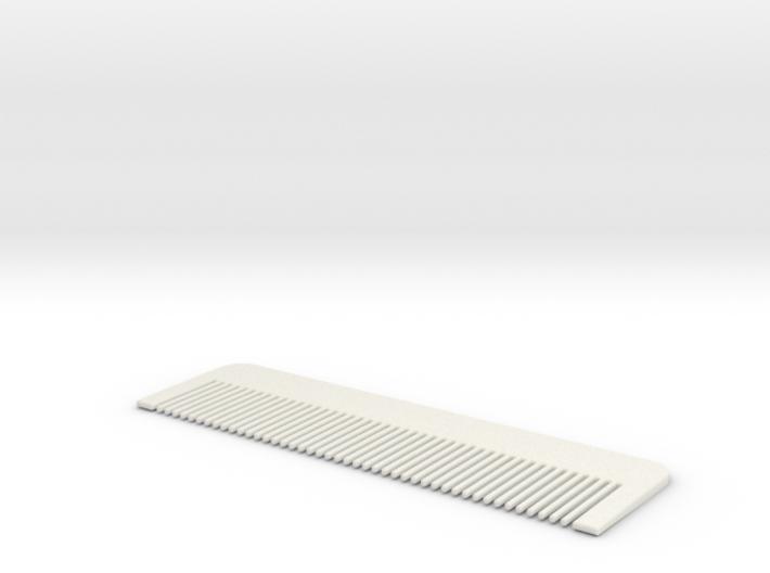 Comb #1 3d printed