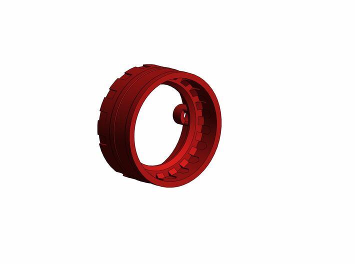 GCM111-03-02 - 28mm Premium speaker holder 3d printed