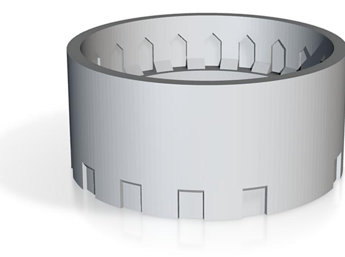 GCM110-03-02 - 28mm Premium speaker holder 3d printed