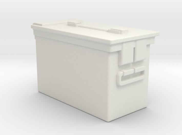 1/10 Ammo Box Single 3d printed