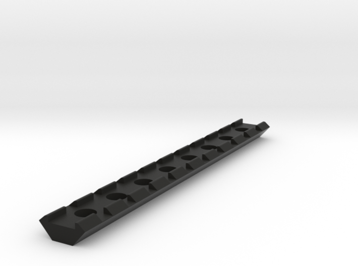 20mm Rail 160mm 3d printed