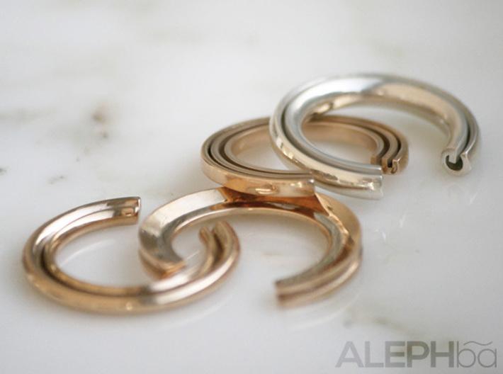 Y Ring 3d printed
