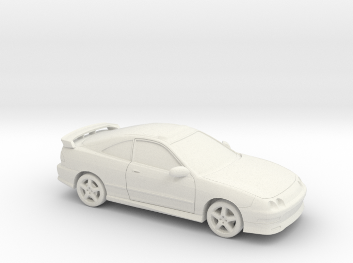 1/87 1996 Acura Integra Type R 3d printed