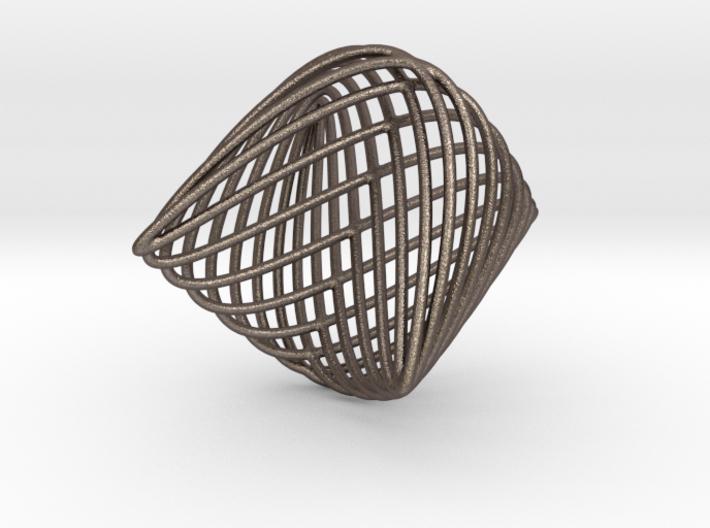 Lissajous Sphere 3d printed